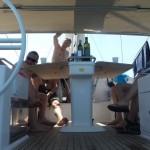 Sailing on a Elan 50 Impression