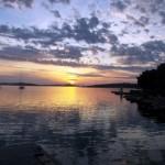 Sunset in Kroaië